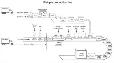 There are 17 main stages invoked in the frozen fish pies there are 17 main stages invoked in the frozen fish pies manufacturing process ielts ccuart Image collections
